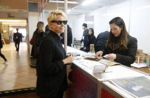 Leandra Leal, a Zélia de 'Saramandaia', chega ao Festival de Cinema de Gramado