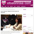 As novas tatuagens de Bruna Marquezine também ganharam destaque na imprensa espanhola