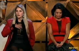 Scheila Carvalho deixa 'A Fazenda' e é informada sobre traição