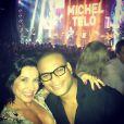 Em maio deste ano, o casal comemorou o aniversário de namoro em um show do sertanjeo Michel Teló