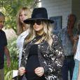 Fergie foi vista pela última vez no dia 24 de agosto de 2013