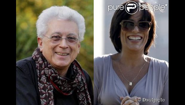 Aguinaldo Silva declarou em seu blog, nesta quinta-feira (27), que está na torcida para que Gloria Pires seja indicada ao Globo de Ouro e ao Oscar de 2014 por sua atuação em 'Flores Raras'