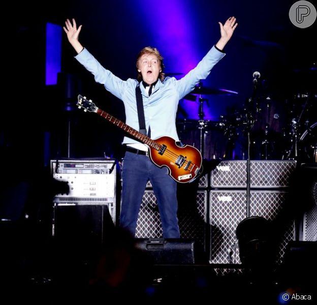 Paul McCartney lança primeiro single, 'New' de novo álbum que será lançado no dia 14 de outubro