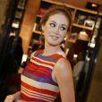 Marina Ruy Barbosa marca presença na nova coleção da grife Carolina Herrera
