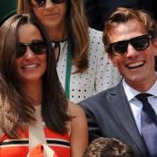 Pippa Middleton, irmã de Kate, está noiva e deve se casar em 2014: 'Muito feliz'