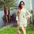 Mariana Rios terminou noivado com Di Ferrero, vocalista do NXZero, em junho deste ano