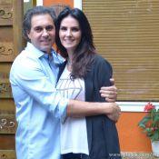 Lisandra Souto se declara para namorado: 'Me traz momentos de felicidade'