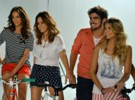 Caio Castro e Fernanda Vasconcellos posam para campanha de marca de roupas