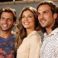 """Igor Rickli estreou na TV como o vilão Alberto de """"Flor do Caribe"""""""