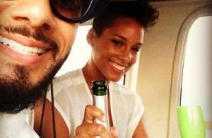 Rock In Rio: Alicia Keys chega ao Brasil para quatro shows e sobrevoa o Cristo