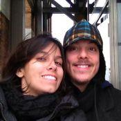 Casamento de Fábio Porchat e Patrícia Vazques chega ao fim: 'Continuamos amigos'
