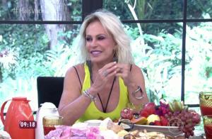 Ana Maria Braga nega casamento com namorado: 'Levo jeito para casar escondido?'