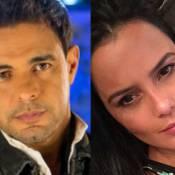 Zezé Di Camargo não gostou de ver a irmã chamando Zilu de cunhada, diz jornal