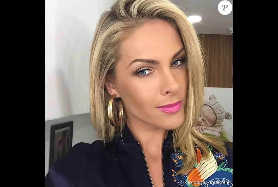 cbdf729237528 Ana Hickmann adia nova gravidez por medo do zika vírus   Hora certa vai  chegar