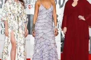 BRIT Awards 2016: veja looks de Adele, Rihanna e mais famosas na premiação!