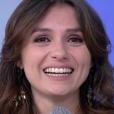 Monica Iozzi chorou ao deixar o 'Vídeo Show' em meados de fevereiro de 2016