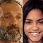 Domingos Montagner será casado com ex-'The Voice' Lucy Alves em 'Velho Chico'