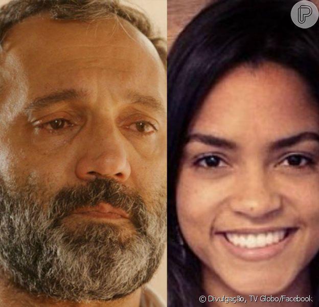 Domingos Montagner (Santo) e Lucy Alves (Luzia) serão par romântico na novela 'Velho Chico'
