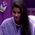 Munik revelou para Ana Paula ameaças feitas por Adélia no 'BBB16', na tarde desta quarta-feira, 25 de fevereiro de 2015