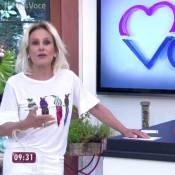 Ana Maria Braga é impedida por diretor do 'BBB16' de surpreender os brothers