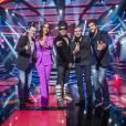 'The Voice Kids', que é sucesso na internet, é apresentado por Tiago Leifert. I vete Sangalo, Victor & Leo e Carlinhos Brown são os jurados do reality