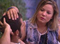 'BBB16': Cacau desanima sobre romance com Matheus: 'O encanto quebrou'