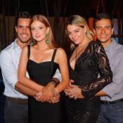 Marina Ruy Barbosa posa com namorado, Xandinho Negrão, e ganha elogios: 'Lindos'