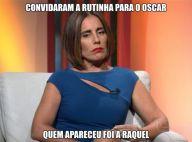 'Oscar 2016': Gloria Pires vira meme após comentários resumidos na transmissão