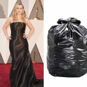 Looks de Kate Winslet e Alicia Vikander no Oscar 2016 viram memes. Veja outros!