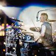 A banda canadense foi a terceira a se apresentar no Palco Mundo, nesta sexta-feira (21)