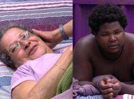 'BBB16': Ronan dá cantada em Munik e Geralda brinca. 'Decida sua vida sexual'