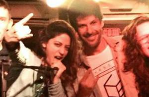 Carol Castro vive romance com violinista Felipe Prazeres: 'Feliz e sem rótulos'