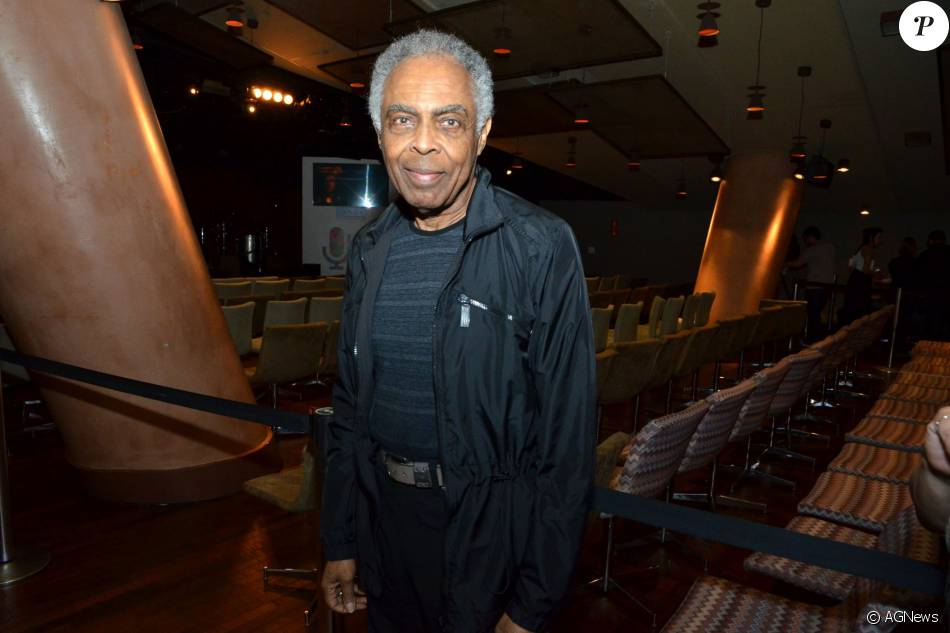 Gilberto Gil está internado com hipertensão arterial e não tem previsão de alta