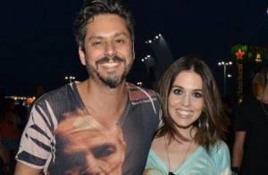 Rock in Rio: Alexandre Nero, Giovanna Lancellotti e famosos curtem evento