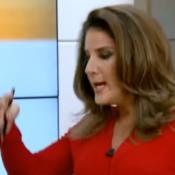 Christiane Pelajo discute ao vivo com ministro em sua estreia na Globo News