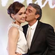 Julia Lemmertz não chama Alexandre Borges de 'ex': 'Amor para o resto da vida'