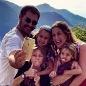 Mulher de Thiago Lacerda festeja 9 anos de casamento em meio a rumores de crise