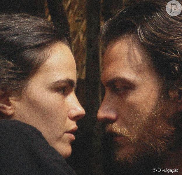 Ana Paula Arósio e Gabriel Braga Nunes protagonizam o filme 'Anita e Garibaldi', com previsão de chegar aos cinemas em outubro de 2013