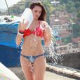 Bruna Marquezine mostra seu corpão em 'Salve Jorge'