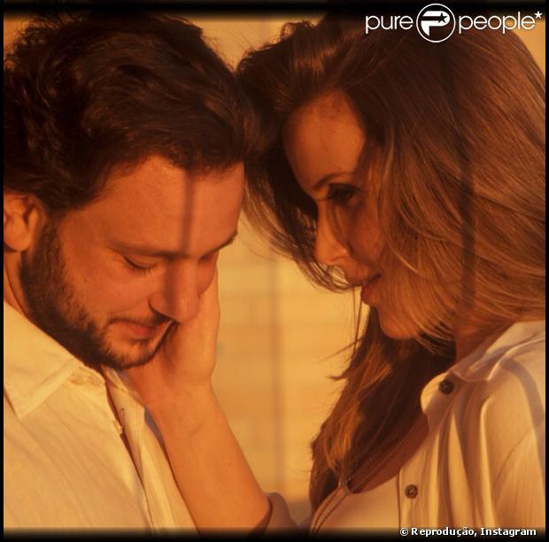 Mariana Ferrão publicou nas redes sociais uma verdadeira declaração de amor ao marido e ao filho Miguel, de apenas 13 dias de vida