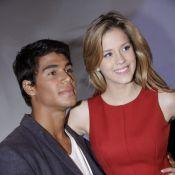 Micael Borges afirma que ex, a atriz Sophia Abrahão, está feliz por ele ser pai