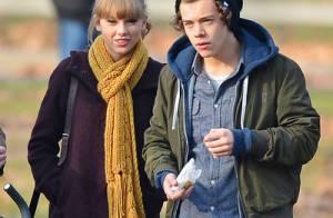Taylor Swift quer comprar casa na Inglaterra para ficar perto de Harry Styles