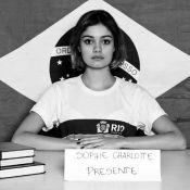Sophie Charlotte e outros famosos protestam a favor dos professores na internet