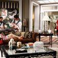 Na casa de Ignácio (Carlos Machado), a vida de Valdirene (Tatá Werneck) e Márcia (Elizabeth Savala) não é fácil por causa da implicância de Eudóxia (Ângela Rabelo), em 'Amor à Vida'