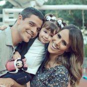 Fernanda Pontes viaja com a família para os EUA para estudar: 'Vou e volto logo'