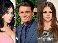 Katy Perry sobre suposta traição de Orlando Bloom e Selena Gomez: 'Conspirações'