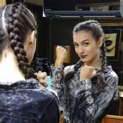 Confira tutorial de trança boxeadora com Marina Moschen, a Luciana de 'Malhação'
