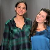 Bruna Marquezine apresentou grupo de oração a Fernanda Souza: 'Lemos a Bíblia'
