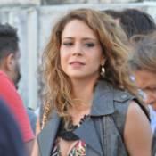 Cauã Reymond e Leandra Leal gravam cenas da novela 'Justiça', em Pernambuco