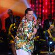 Tiago Abravanel ficou em terceiro lugar na última edição do quadro 'Dança dos Famosos', do programa 'Domingão do Faustão'